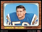 1966 Topps #118 Chuck Allen Chargers GOOD $3.0 USD on eBay