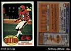 1976 Topps #350 Rolland Lawrence Falcons NM/MT