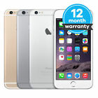Apple iPhone 6/5s/4s 64-128GB (Factory Unlocked) Smartphone- Gold Silver Gray@