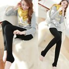 Women Warm Lined Thermal Leggings Stretchy Slim Skinny Winter Thick Pants GIFT