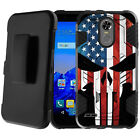 For LG Stylo 3 | LG Stylo 3 Plus LS777 (2017) Case Holster Clip Kickstand