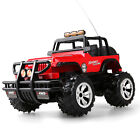 RC Rock Crawler Off-Road Military Truck Remote Control Car Toy Xmas Kids Gifts