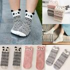 1 Pair MINI 3D Cartoon Animal Zoo Women Socks Ladies Girls Cotton Warm Soft Sox
