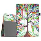 """For Insignia Flex NS-P10A7100 / NS-P10A8100 10.1"""" Tablet Folio Stand Case Cover"""