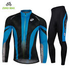 Cycling Jersey Pants Set Ropa Ciclismo Racing Men Maillot Bike Sportwear Clothes
