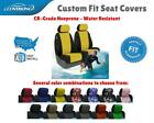 CR-GRADE NEOPRENE CUSTOM FIT SEAT COVERS - COVERKING for CHEVY EQUINOX