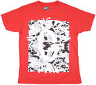 Nothing But a G Thang T-Shirt Mens Red Camo