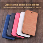 Mofi Elengant Vintage Flip Leather Stand Card Case Cover For Xiaomi Smart Phones