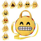 Kids Adorable Emoji Face Backpack Purse Girl Boy School Shoulder Bag Handbag