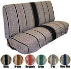 Full Size Truck Bench Seat Covers - Fits Chevrolet, Dodge, and Ford Trucks