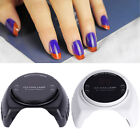 60W Lampe UV Ongles Vernis Séchoir Pedicure Manucure CCFL LED Pro Salon