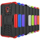For Alcatel Pixi 4 5.0 6.0 Cover Rugged Dual Layer Hybrid Armor Kickstand Case