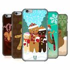HEAD CASE DESIGNS THE GINGERBREAD HARD BACK CASE FOR APPLE iPHONE PHONES