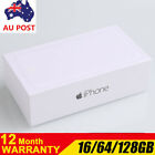 (NEW SEALED BOX) APPLE iPHONE 6 /6 Plus16/64GB 128GB 4G LTE FACTORY UNLOCKED Lot