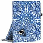 For Apple iPad 9.7 inch 5th 2017 (A1822/A1823) Tablet Rotating Case Stand Cover