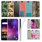 For ZTE Blade Vantage N893 Tempo X N9137 Fanfare 3 Soft TPU Gel Skin Case Cover