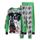 Boys STAR WARS 6 8 10 LEGO Pajamas Shirt Pants One Set Darth Storm Troopers NEW $17.95 USD