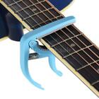 Single-handed Clamp Key Guitar Capo For Classic Guitar Acoustic Guitar I6S8