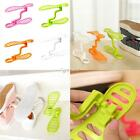 New Household Portable Closet Storage Shoes Rack Holder Organizer Space DZ88