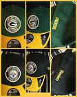 j NFL New Era Patch Cap Pitts Steelers Green Bat Packers Fitted Hat Mens Size