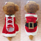 Pet Winter Clothe Puppy Dog Cat Vest T Shirt Coat Dress Sweater Apparel Christms