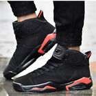 Mens Fashion Basketball Shoes Breathable Sport Athletic Training Sneakers Casual