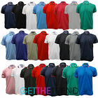 polo cheap - Mens Plain Polo Tshirt mens Button Collar Tee Shirt mens Summer Top Cheap M-XXXL
