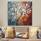 Frame Abstract Flower Tree Canvas Print Oil Painting Home Wall Picture Art Decor