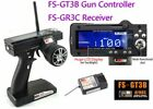 FS-GT3B 2.4G 3CH Transmitter or Receiver With Fail-Safe For RC car boat F7T1  XG