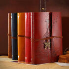 Gift Classic kraft Paper Strap Notebook Portable Creative Butterfly Diary Book