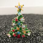 Unisex 1PC Exquisite Colorful Christmas Tree Brooch Lapel Pins Clothes EN24H 02