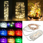 10-30WARM LED MICRO WIRE STRING FAIRY PARTY XMAS WEDDING CHRISTMAS METAL LIGHTS