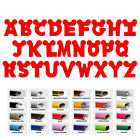 Mouse Ear Alphabet Disney Decal Sticker for party cup kids birthday DIY Car Wall