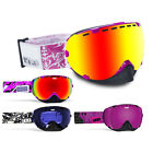 509 Aviator Rimless Anti-Scratch Anti-Fog NON-Current Snowmobile Goggles