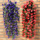 Artificial Fake Silk Flower Ivy Vine Hanging Garland Wedding Home Decor