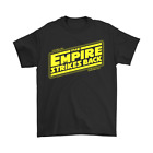 Star Wars: Empire Strikes Back Logo T-Shirt (Size Small to 5X-Large Available) $14.99 USD