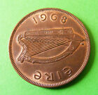 Irish One Penny Coins - Choose Your Year 1928-1968 - Hen And Chicks - Ireland