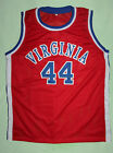 GEORGE GERVIN VIRGINIA SQUIRES JERSEY RED  NEW SEWN  ANY SIZE XS - 5XL