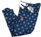 Women's Boston Red Sox Pajama Pants MLB Headliner Lounge Bottoms Baseball NEW