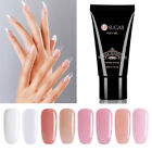 30ml UR Sugar Poly Polish Gel Quick Building Nail Finger Extension Gel 8 colors