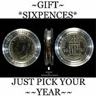 GIFT'PRESENT, LUCKY SIXPENCE, 1947 TO 1967 *IDEAL SMALL GIFTS*