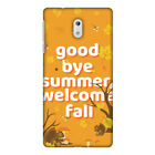 Goodbye Summer HARD Protector Case Snap On Slim Phone Cover Accessory