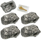 Outdoor Spare House Safe Hidden Hide Security Rock Stone Case Box Key Hiders