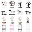 Earrings Ear Studs Bracelet Necklace Display Rack Stand Jewelry Organizer Holder