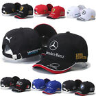 New Mercedes-Benz² Logo AMG Car Cap Sport Baseball Hat outdoor Adjustab A3