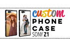 Personalised Custom Made Printed Case Cover for Sony XPERIA Z Z1 Z2 Z3 Z4 Z5 +