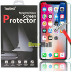 HD Premium Clear Tempered Glass Screen Protector for iphone [X] / 8 / 8 Plus USA