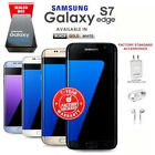 New Unlocked SAMSUNG Galaxy S7 Edge SM-G935V Black White Gold Blue Android Phone