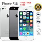 "Apple iPhone 5S - 16 32 64G GSM ""Factory Unlocked"" Smartphone Gold Gray Silver"