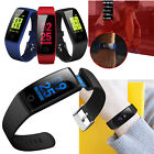 V10 Bluetooth Smart Watch IPS Color Screen Heart Rate Fitness Tracker Wristband